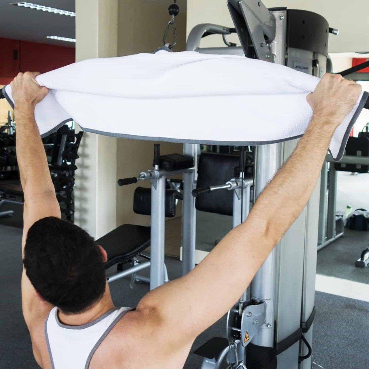 gym towels for men